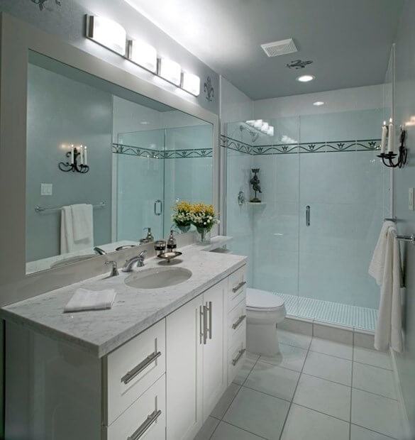Guide To Bathroom Remodeling Return On Investment - Bathroom remodel guide