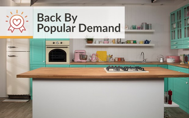 Vintage Kitchen Appliances | Vintage Style Stoves & Ovens ...