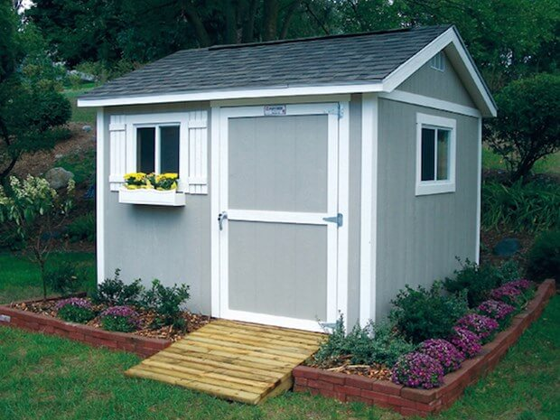 Delightful How To Build A Storage Shed