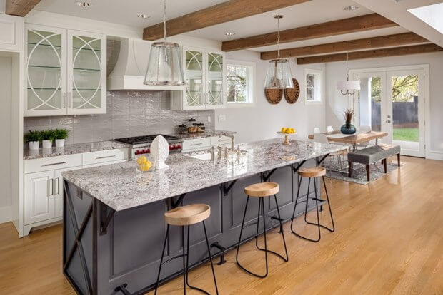 What does your kitchen countertop say about your style