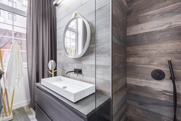 2018 bathroom trends bathroom trends for Tile trends 2017 bathroom