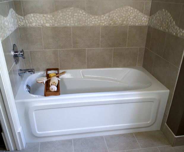 How To ReCaulk A Bathtub Bathroom Remodeling - Best caulk for bathtub surround