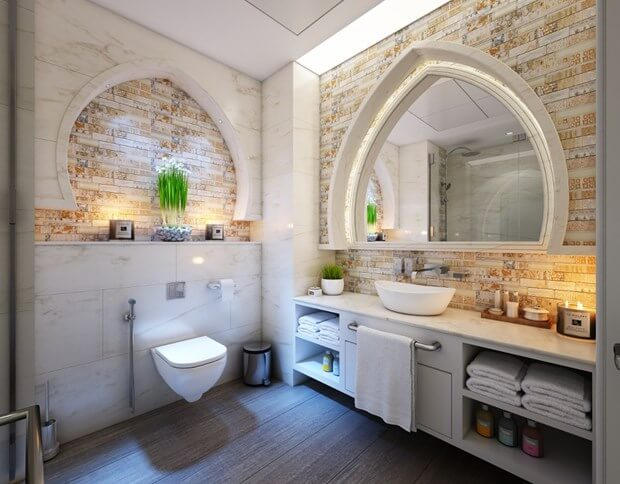 Unconventional Ways To Decorate Your Master Bath