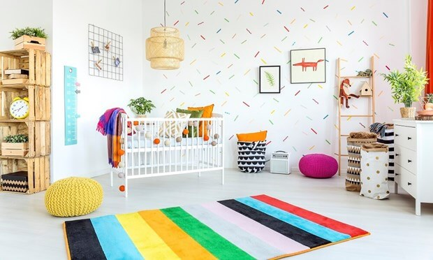Diy Projects For A Nursery Nursery Decorating Ideas Diy