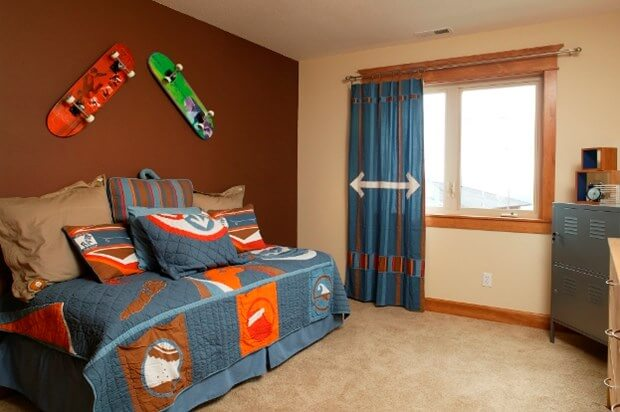 Bedroom Decorating Ideas For Boys Of All Ages