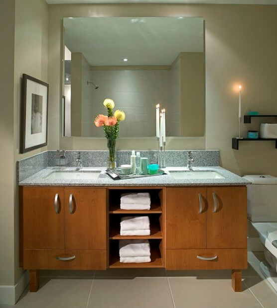 Hot Trends For A Boring Bathroom