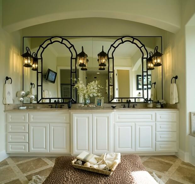 Attractive 10 Bathroom Vanity Design Ideas