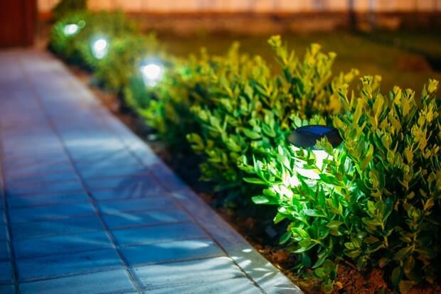 Superior Solar Landscape Lighting To Boost Curb Appeal