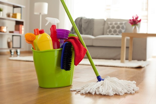Ordinaire Tricks To Clean Your Home In A Hurry