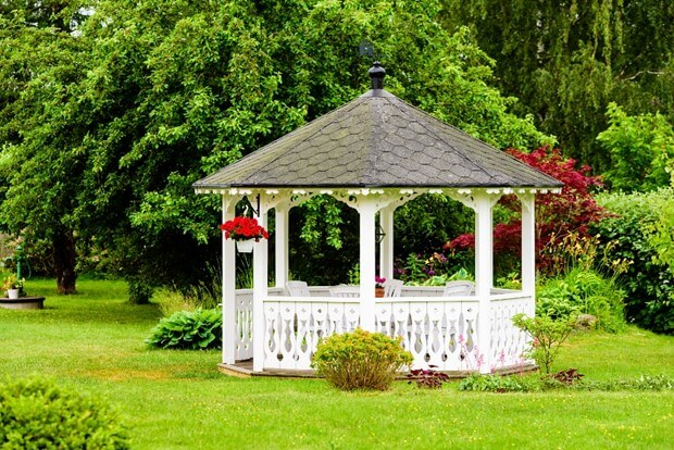 Backyard Gazebo gazebo styles for your backyard | gazebo ideas