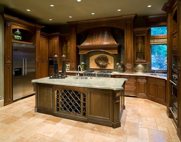 7 Luxury Kitchens Every Home Chef Dreams Of
