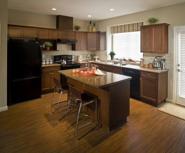 Best way to clean kitchen cabinets cleaning wood cabinets for Best way to wash kitchen floor