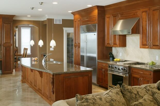 Attrayant Choosing The Best Finish For Kitchen Cabinets