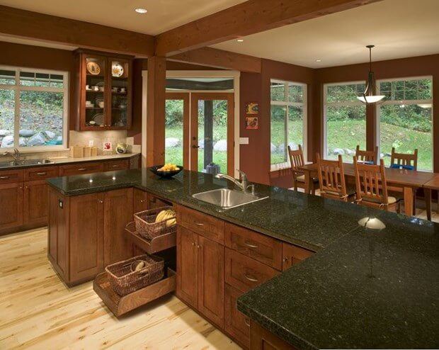 Kitchen Cabinet Options: Install, Reface Or Refinish Pictures