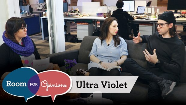 Video: Room For Opinions – Ultra Violet
