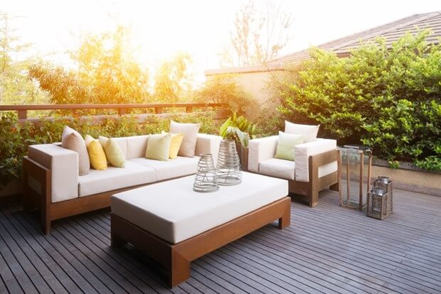 Superieur Deck Decorating Ideas On A Budget