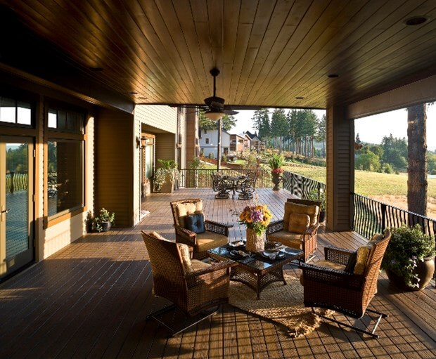 deck railing design ideas for your outdoor living space - Deck Railing Design Ideas