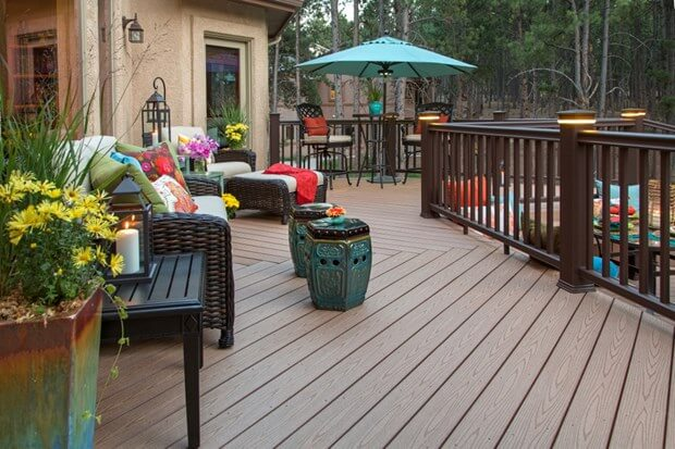 Summer Deck Decorating Ideas | Decorating A Deck