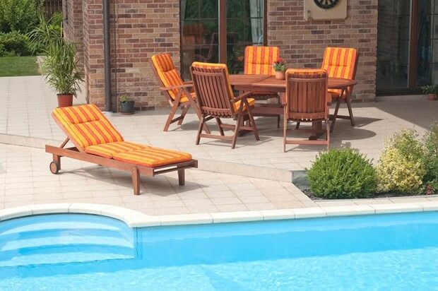 Pool Deck Decorating Ideas Pool Deck Ideas