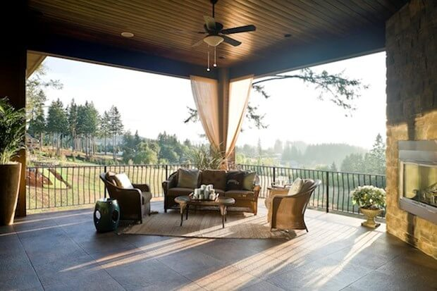 What's The Difference Between A Patio & A Deck?