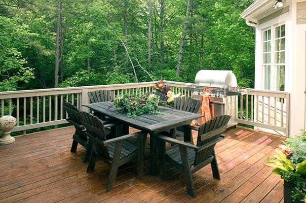 Gut bekannt When Should I Seal My Deck | Best Wood Deck Sealers IF12
