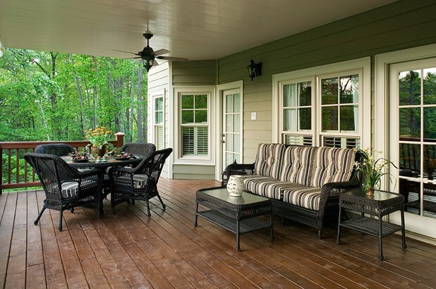 Porch Vs Deck Which Is The More Befitting For Your Home: Deck And Patio Design