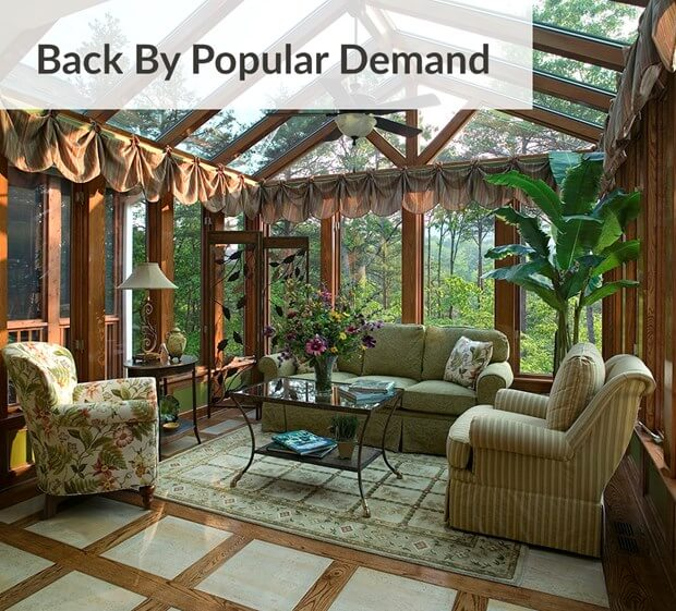DIY Tips For Sunroom Additions
