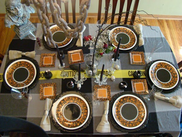 10 Diy Halloween Decorating Ideas Cheap Homemade