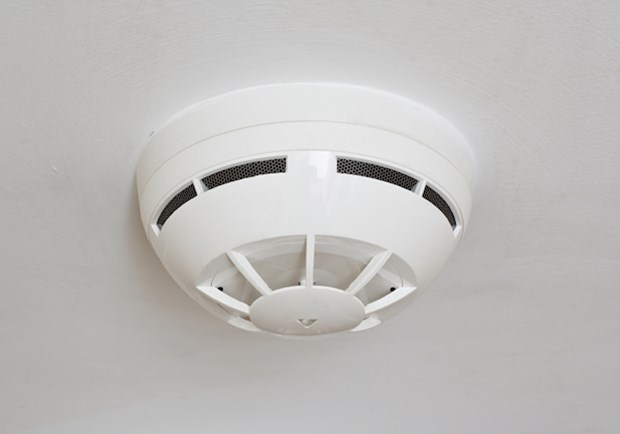 Electric Smoke Detector Beeps Great Installation Of Wiring Diagram