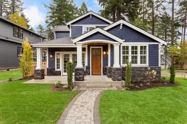 Cost To Paint House Exterior Seattle