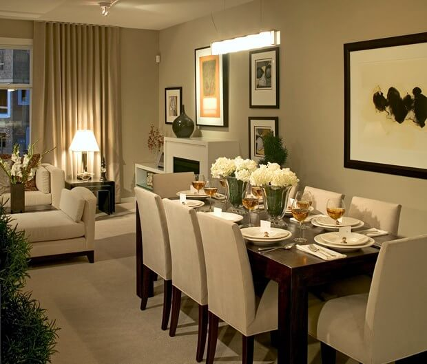 Tips For Entertaining Guests In Your Dining Room
