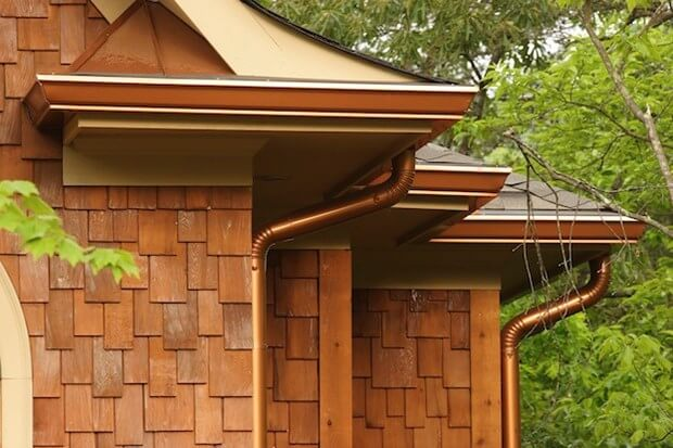 How to install gutters gutter installation cost roofing cost how to install gutters solutioingenieria Images