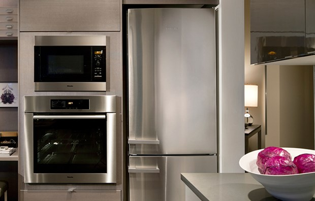 Trendy Appliance Finishes