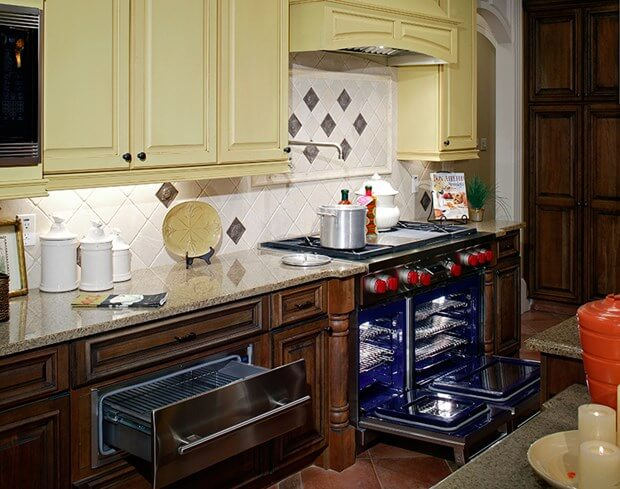 Exceptional Vintage Kitchen Appliances: Stoves And Ovens