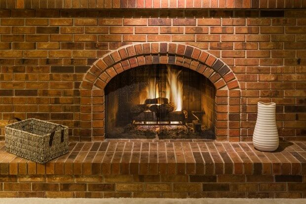 Superb How To Clean A Brick Fireplace Fireplace Cleaning Download Free Architecture Designs Lukepmadebymaigaardcom