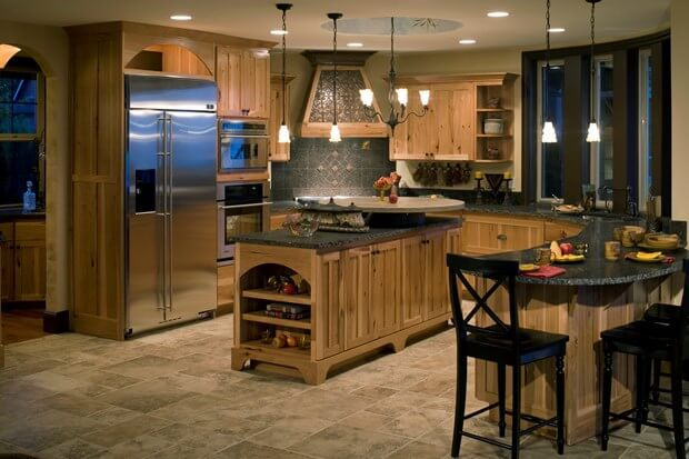 latest kitchen floor tiles the kitchen floor trends you must remodel 6851