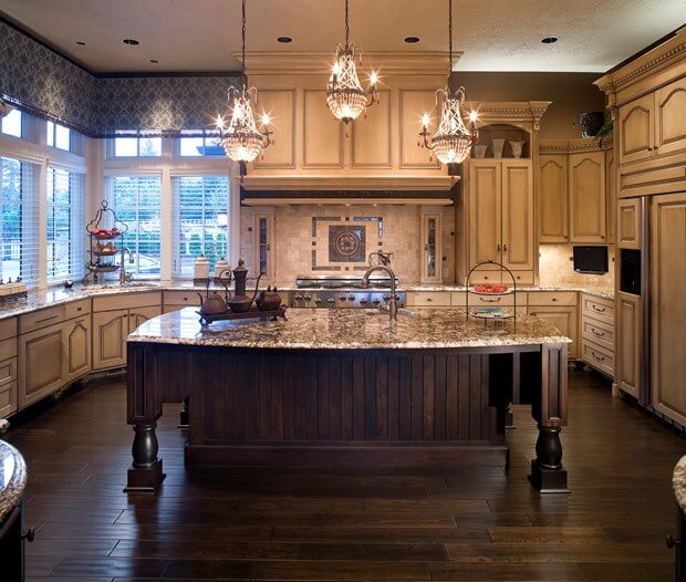 5 Celebrity Kitchens We Want Beautiful Famous Homes