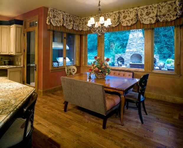 How To Create And Decorate A Breakfast Nook Part 71