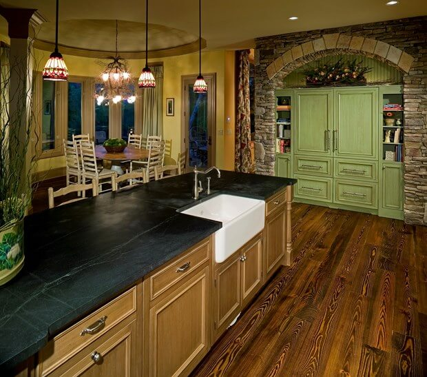 2016 Kitchen Color Trends: Kitchen Remodeling Trends For 2015-16