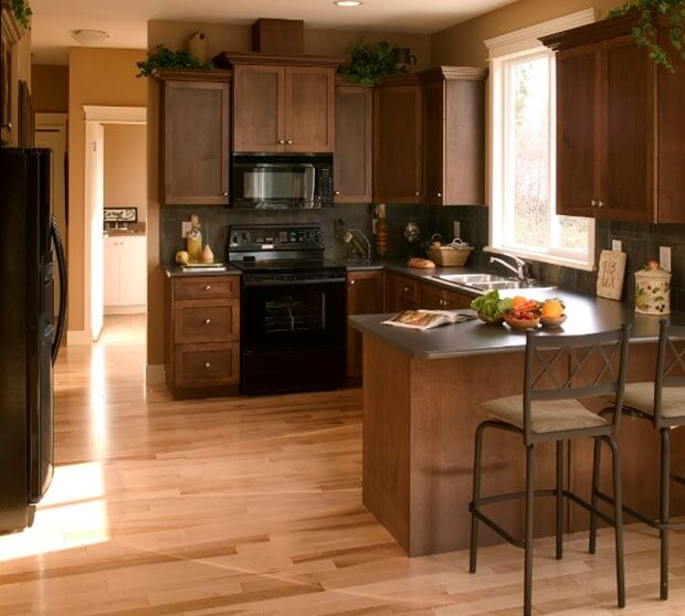 Kitchen Corner Cabinet Ideas