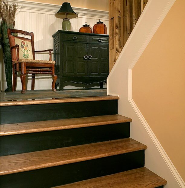 How To Repair A Broken Stair Tread