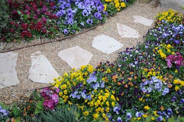 The Perfect Garden Path