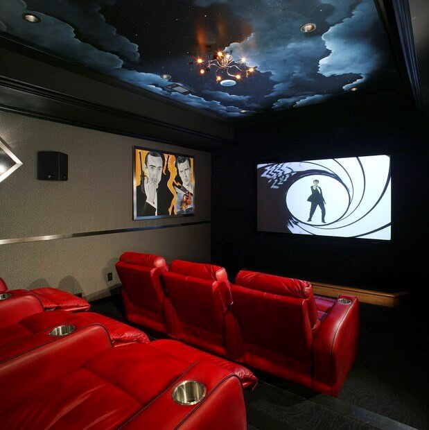 5 Must Haves For Creating The Ultimate Basement Home Theater Nice Design