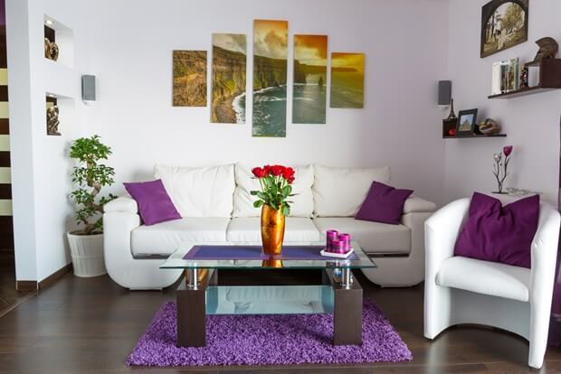 5 Pro Tips For Accessorizing Your Living Room & Living Room Décor Ideas | How To Decorate Living Room