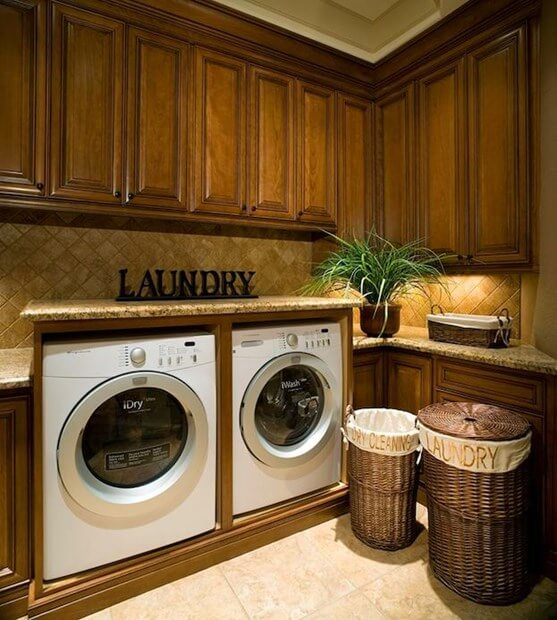 How To Boost Your Laundry Room S Space Efficiency