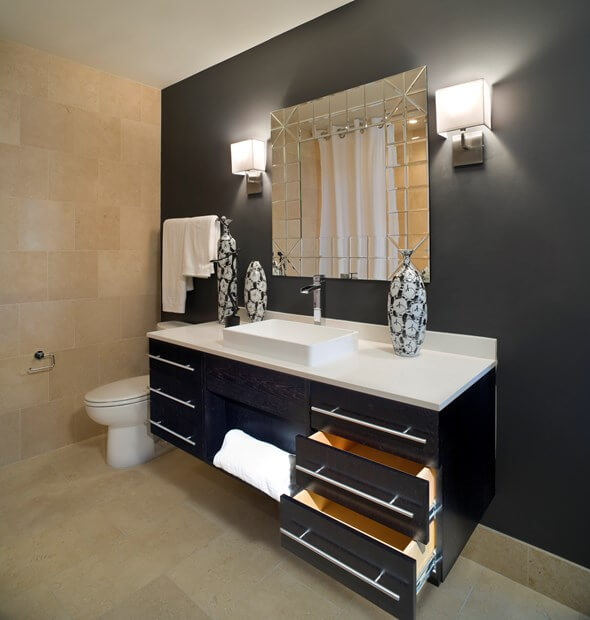 Small Bathroom Upgrades You Can Do In A Weekend - Small bathroom upgrades