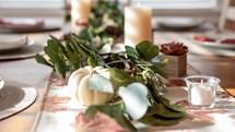 Thanksgiving Table Décor Ideas