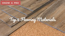 Video: Top 5 Flooring Materials