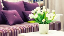 How To Decorate With The 2018 Pantone Color Of The Year: Ultra Violet