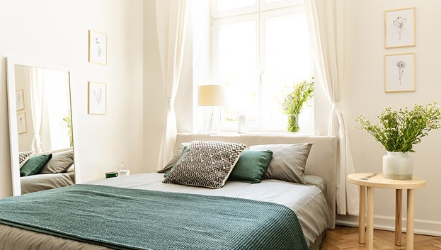 Turn Your Bedroom Into A Self-Care Sanctuary